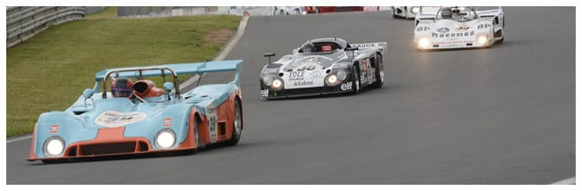 Join us on our 2016 Le Mans Classic cartour
