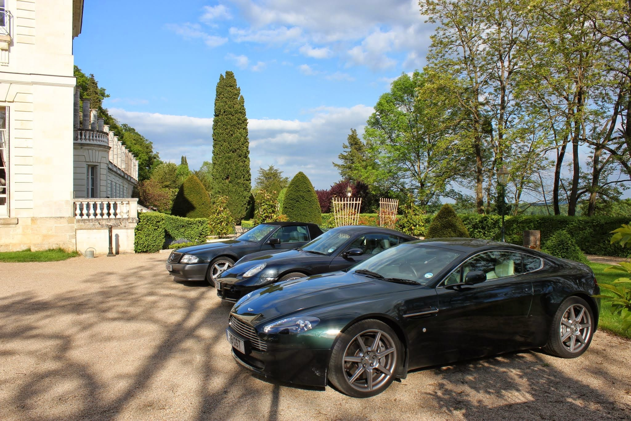 classic car tours international