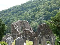 Glendalough.Join us on our Ireland car tour