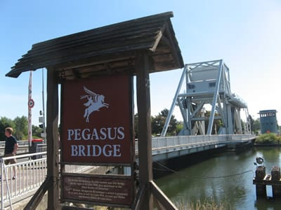 Pegasus bridge cafe