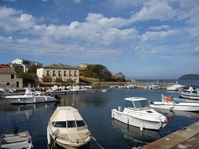 St. Florent, Corsica.Join us on our 2017 Corsica car tour.