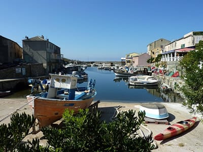 Centuri, Cap Corse, Corsica.Join us on our 2017 Corsica car tour.