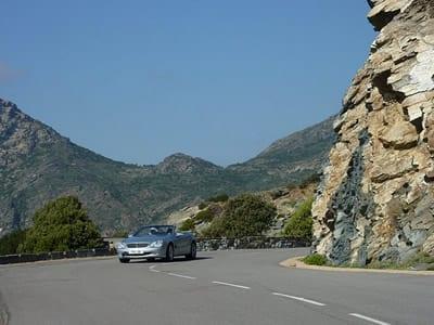 Cap Corse, Corsica. Join us on our 2017 Corsica car tour.