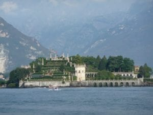 Borromean islands, Stresa, Lake Maggiore,Italy.Join us on our 2019 tour to watch the Mille Miglia