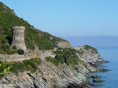 Macinnagio, Cap Corse, Corsica.Join us on our Corsica car tour.