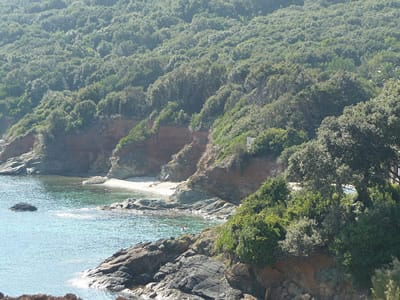 Cap Corse, north east coast Corsica.Join us on our Corsica car tour.