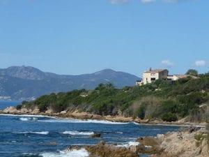 Golf d'Ajaccio, Corsica.Join us on our 2017 Corsica car tour.