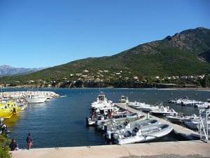Galeria, near Calvi, Corsica.Join us on our 2017 Corsica car tour.