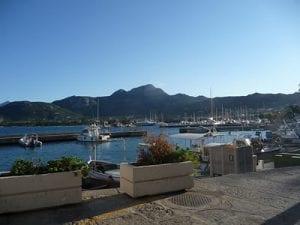 Calvi, Corsica.Join us on our 2017 Corsica car tour.