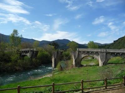 Ponte Nuovo, Corsica.Join us on our 2017 Corsica car tour.