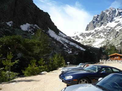 Corsica, Asco gorge.Join us on our 2017 Corsica car Tour