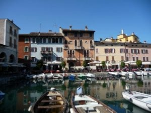 Desenzano del Garda.Join us on our 2018 Mille Miglia tour
