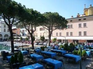 Desenzano del Garda.Join us on our 2018 Mille Miglia tour