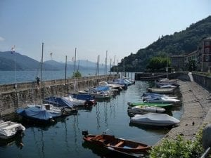 Cannobio, Lake Maggiore.Join us on our 2019 tour to watch the Mille Miglia