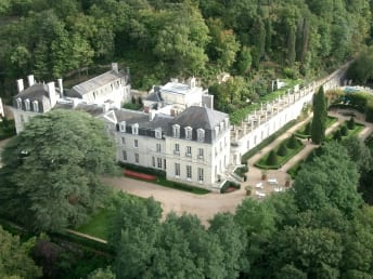Château de Rochecotte, Loire Valley.Join us on our 2017 Corsica Car Tour. Classic Car Tours International