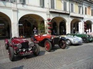 Mille Miglia cars