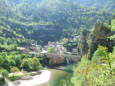 Gorges du Tarn.Join us on our Corsica car tour.