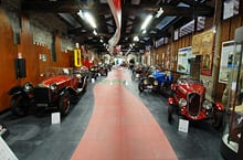 Mille Miglia Museum, Brescia.Join us on our 2018 Mille Miglia tour