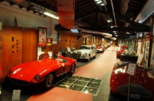 Mille Miglia Museum, Brescia.Join us on our 2019 tour to watch the Mille Miglia