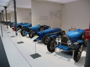 Schlumpf Museum, Mulhouse.Join us on our 2019 tour to watch the Mille Miglia