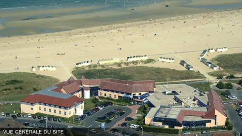 Hotel Thalasso, Ouistreham.Join us on our Loire Valley car tour.