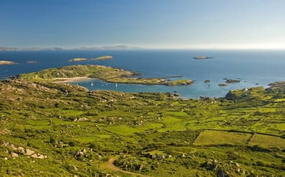 Ring of Kerry .Join us on our Ireland car tour
