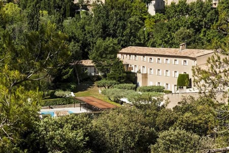 "Bastide de Calalou our hotel.Join us on our 2018 ""Winter weekend in Provence"" tour"