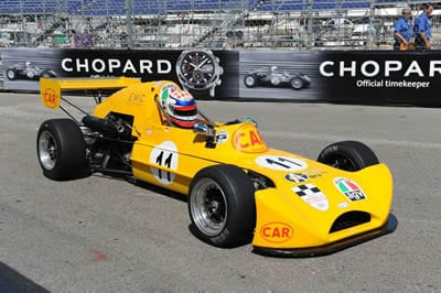 Join us on our 20148 Monaco Historic grand prix tour