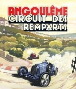 Angouleme Circuit Des Remparts Tour