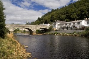 Avoca.Join us on our Ireland car tour