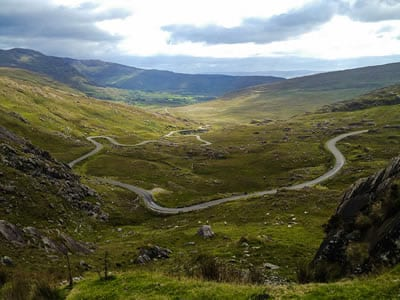 Healy Pass.Join us on our Ireland car tour