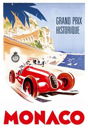Historique Grand Prix de Monaco. Join us on our 2014 Monaco Historic grand prix tour