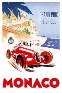 monaco historic grandprix tour
