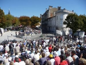Angouleme Circuit des Remparts.Join us on our Angouleme Circuit des Remparts tour