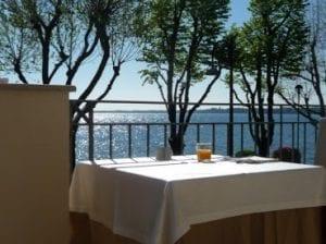 Our hotel in Desenzano, Lake Garda.Join us on our 2018 Mille Miglia Tour