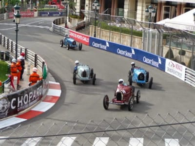 Casino Square, join us on our 2018 Monaco Historic GP tour