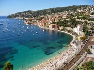 Villefranche-sur-Mer, join us on our 2018 Monaco Historic GP tour