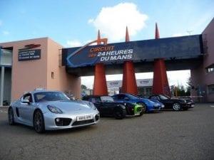 Le Mans Entrance