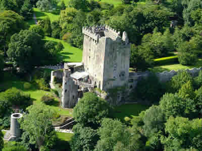 Blarney Castle.Join us on our Ireland car tour