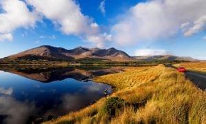 Connemara.Join us on our Ireland car tour