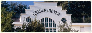 Gratien & Meyer wine caves.Join us on our Loire Valley car tour