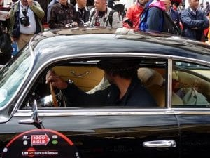 Jay Kay from Jamiroquai at the 2010 Mille Miglia, Brescia.Join us on our 2018 Mille Miglia tour
