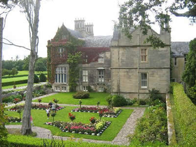 Muckross House.Join us on our Ireland car tour