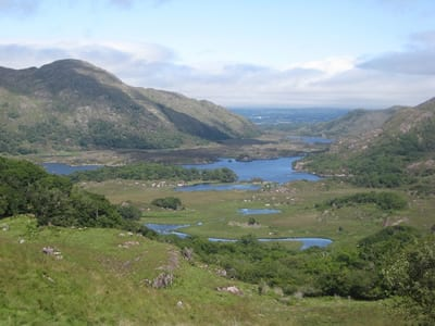 Moll's Gap.Join us on our Ireland car tour