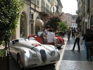Brescia the start and finish of the Mille Miglia.Join us on our 2018 Mille Miglia tour