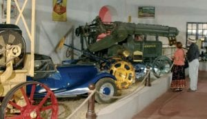 The Maurice Dufresne museum near Azay le Rideau.Join us on our Loire Valley car tour