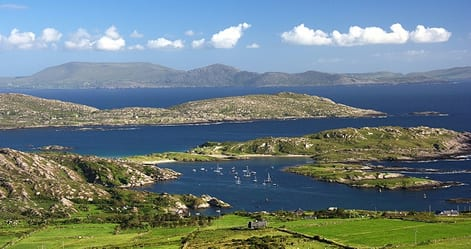 Ring of Kerry.Join us on our Ireland car tour