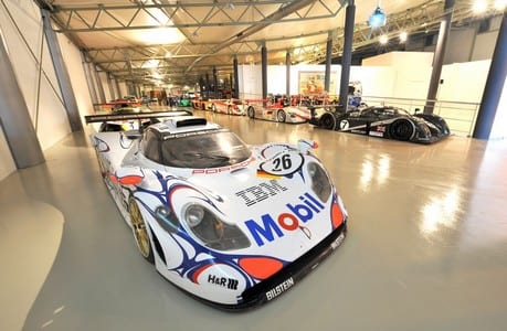 Le Mans Musée des 24 Heures.