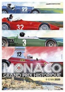 Monaco Poster 2020